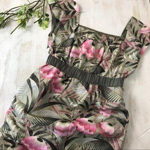 Anthropologie Moulinette Soeurs Floral Print Dress